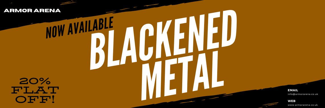 Blackened Metal