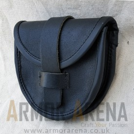 Leather Belt Bag