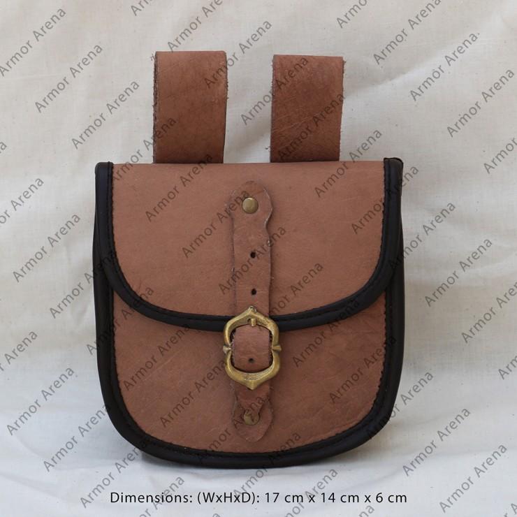 Early Medieval Belt Bag