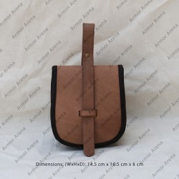Lothbrok Leather Belt Bag