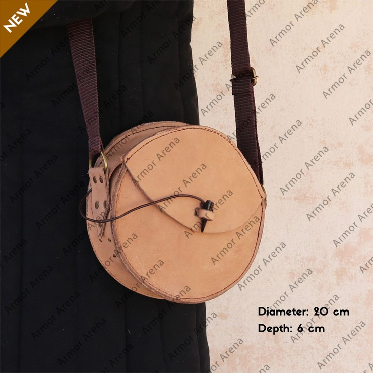 Renaissance Leather Bag