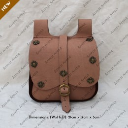 Prince Leather Belt Bag