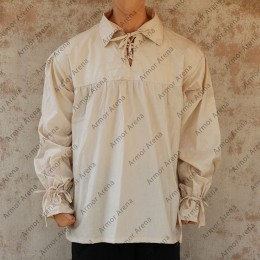 "Cotton Shirt ""Adrian"""