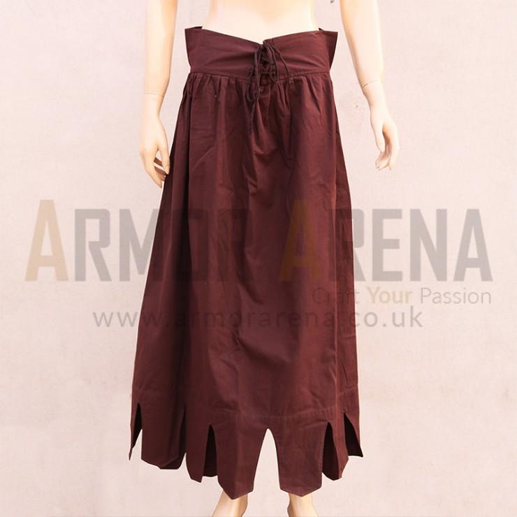 Women Skirt Pointed Bottom