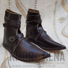 Medieval Calf Boots