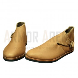Viking Shoes with One Toggle