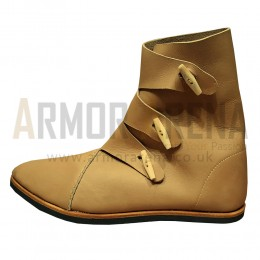 Viking three Buttons Jorvik Boot