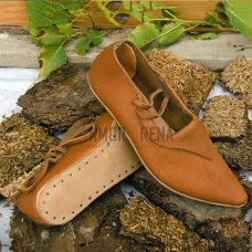 Princess Leather Shoes