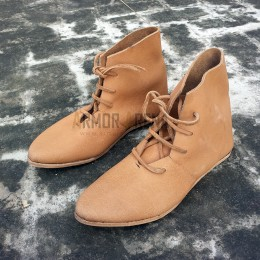 Medieval Laced Boots