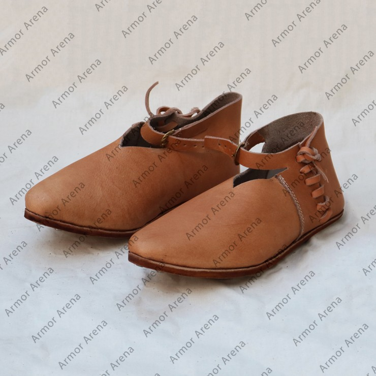 Buckle Low Shoes