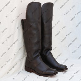 French Cuirassier Boots