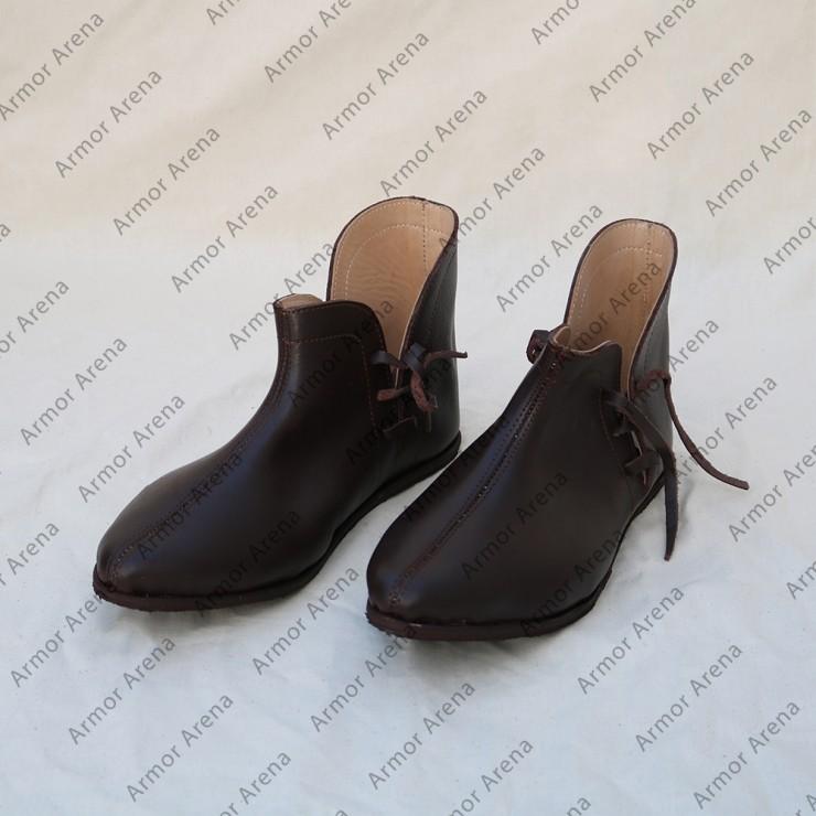Knight Leather footwear