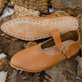 Lady Leather Shoes