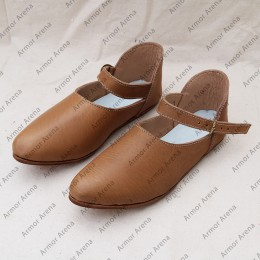 Medieval Women Shoes