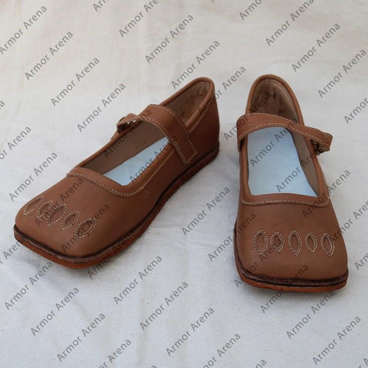 Tudor Leather Footwear