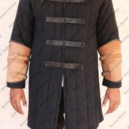Warrior Leather Bracers