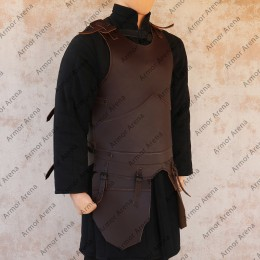 Leather Cuirass with Tassets (1550)