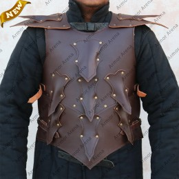 Dragon Scale Leather Cuirass