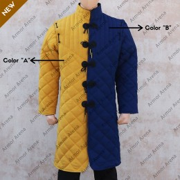 Knight Gambeson Bicolor