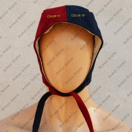 Wool Cap with Linen Lining