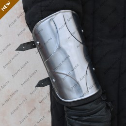 Monarch Steel Bracers
