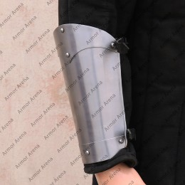 Ludwig Steel Bracers