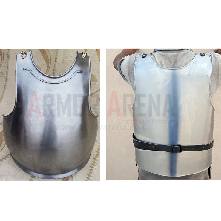 15th Century Cuirass (Front + Back)