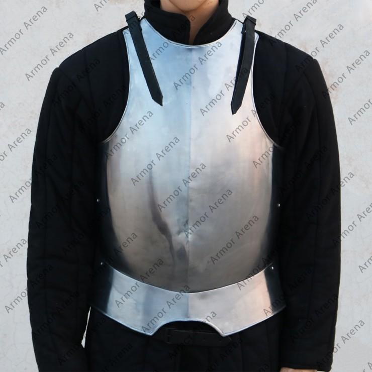 Breastplate without Tasset Belts