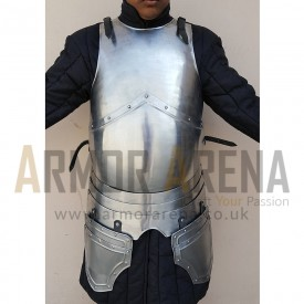 Breastplate with Backplate and Tassets (1550)