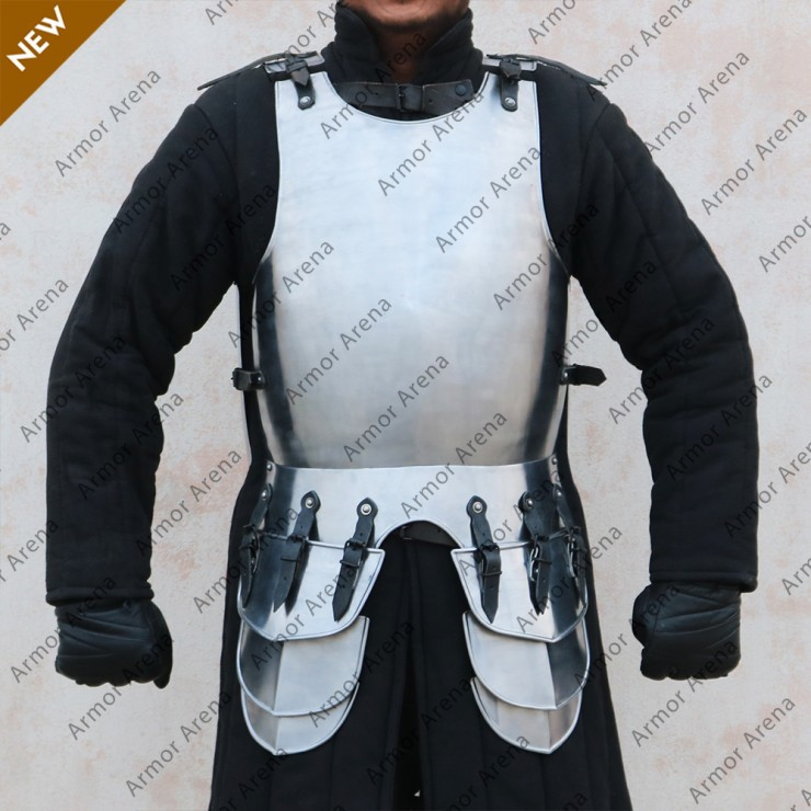 Rollo Breastplates with Tassets