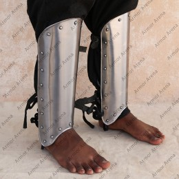 Unicorn Steel Greaves