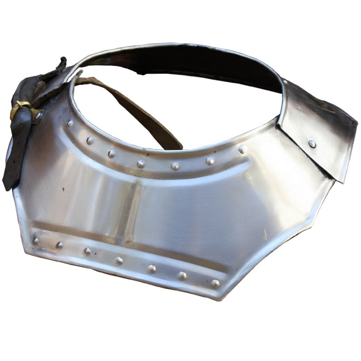 Gorget Neck