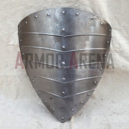 Decorated Steel Heater Shield