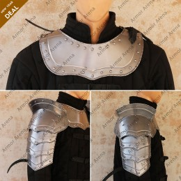 Combat Shoulders & Gorget