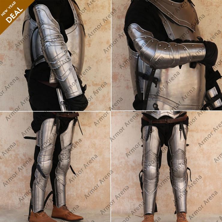 Knight Arms & Legs