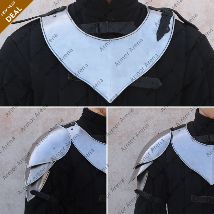 Rollo Shoulders & Gorget