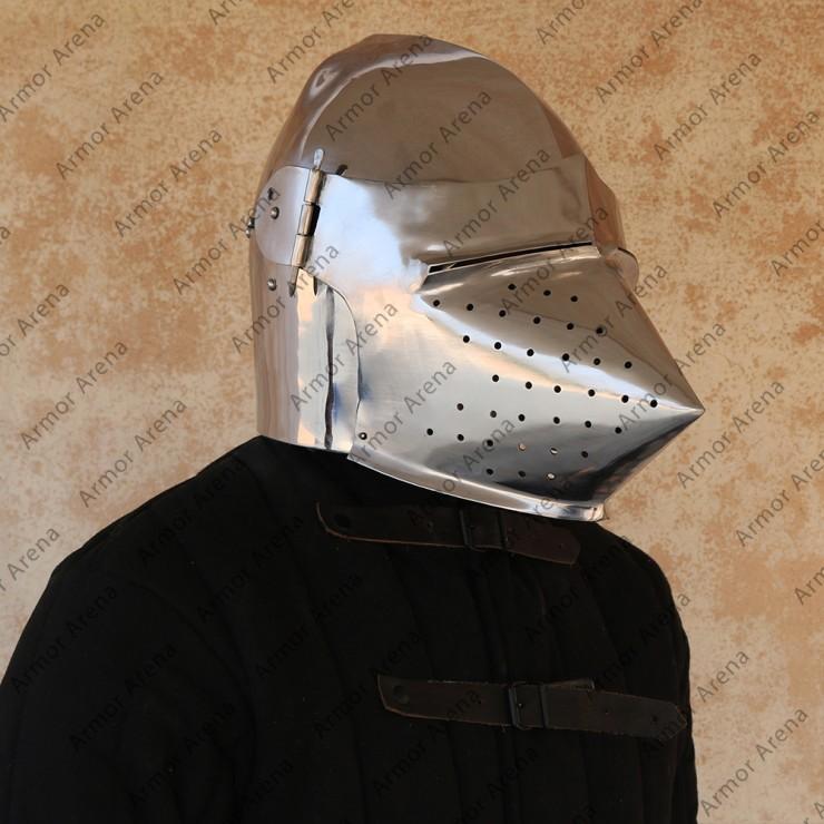 14th Century Bascinet Ver.3