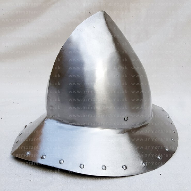 Late 15th Century Kettle Hat