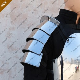 Samurai shoulders, Sode