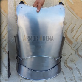 Raider Cuirass (Front & Back)